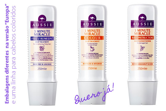 Aussie 3 Minute Miracle Creme