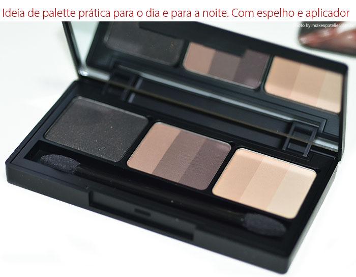 palette com 3 inglot - Freedom System Palette