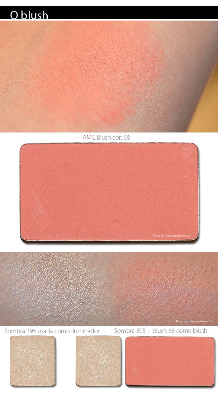 blush inglot - Freedom System Palette
