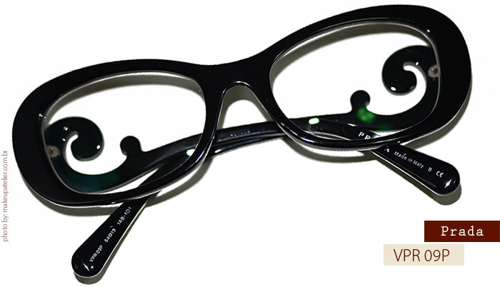 4a7cf7ae591c3 óculos De Grau Prada