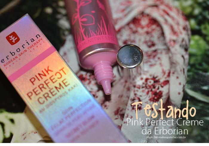 primer pink perfect creme