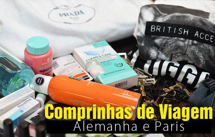 comprinhas europa moda cosmeticos