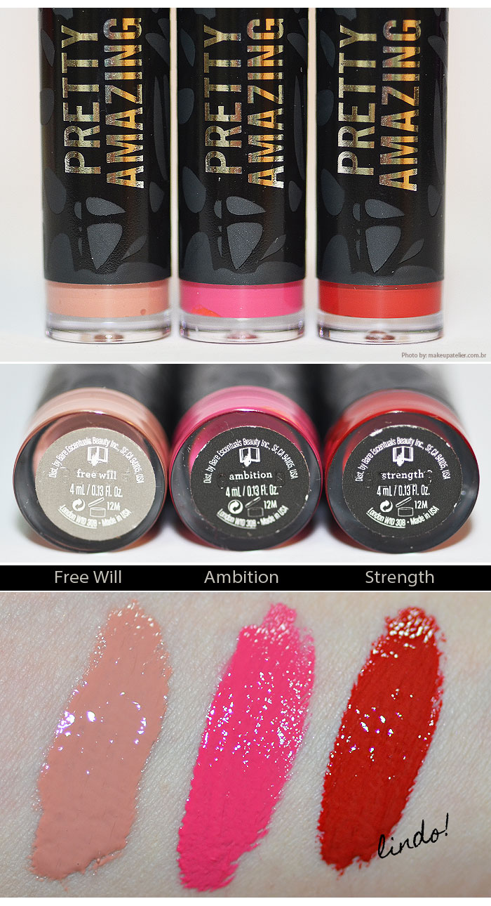 Pretty Amazing bare minerals