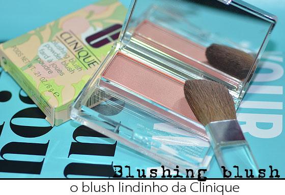 blushing blush clinique