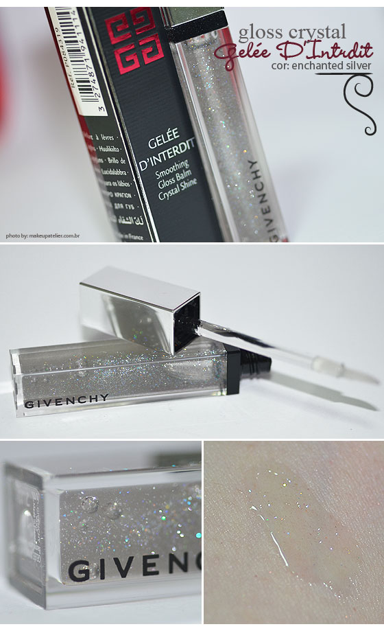 enchanted silver givenchy