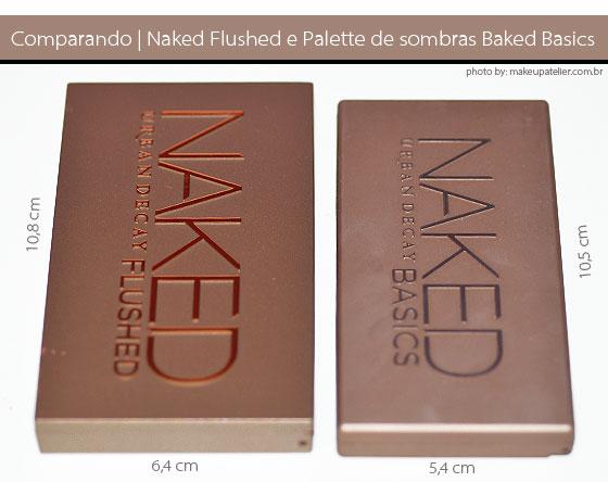 Naked Flushed e Naked Basics