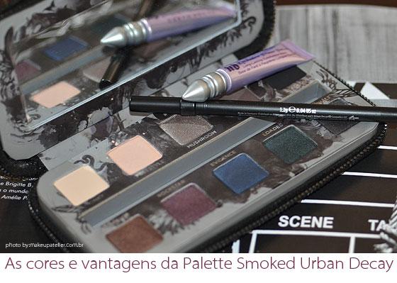 pallete smoked urban decay