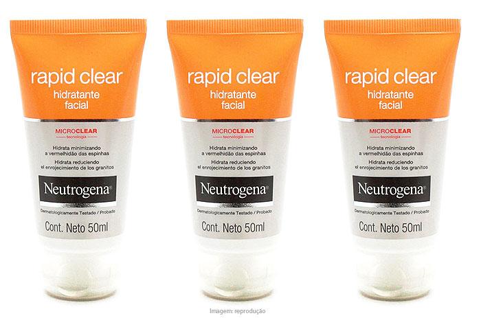 rapid clear hidratante