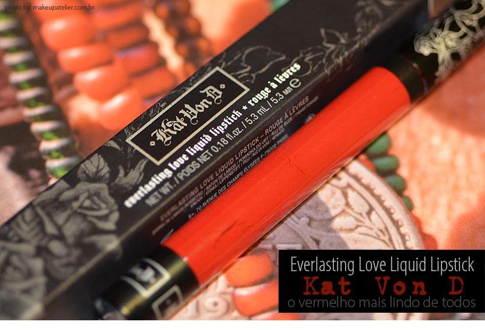 Everlasting love liquid lipstick