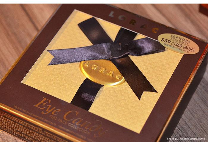 lorac eye candy box