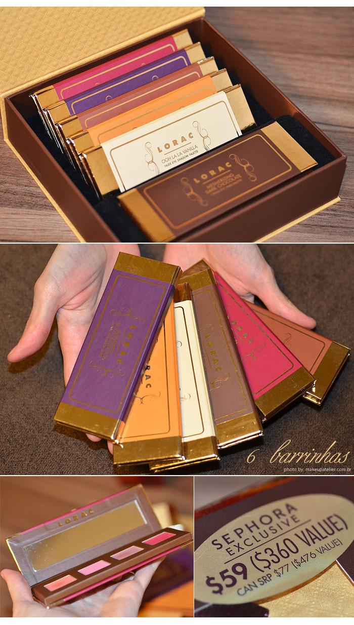 Chocolatte - lorac Eye candy -