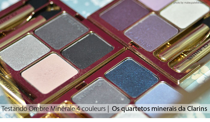 Sombra Eye Quartet Mineral Palette