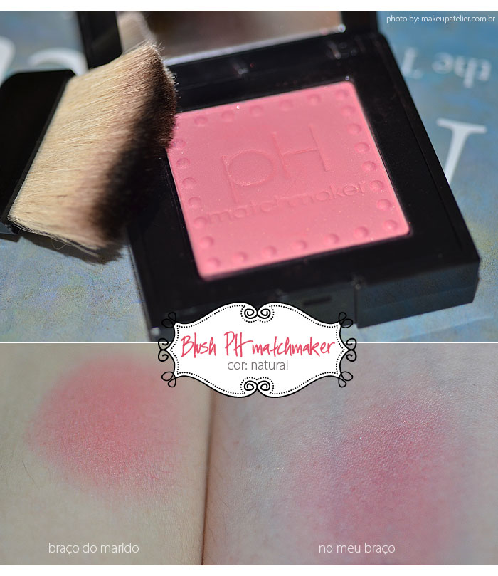 pH Matchmaker blush