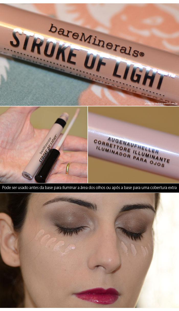 Stroke of Light Eye Brightener  iluminador corretivo
