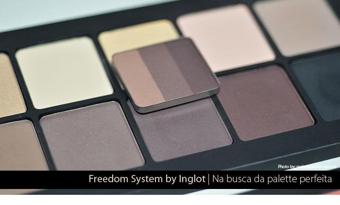 inglot - Freedom System Palette