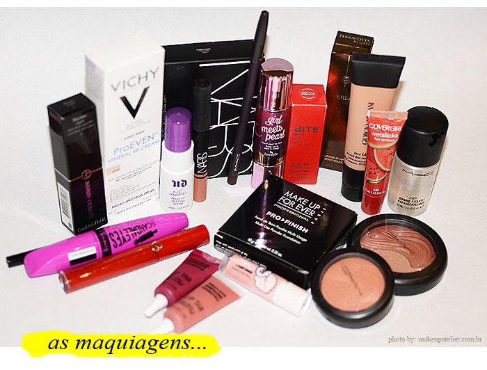 comprinhas de viagem _ maquiagem