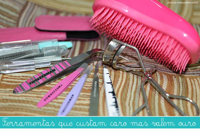 ferramentas de beleza