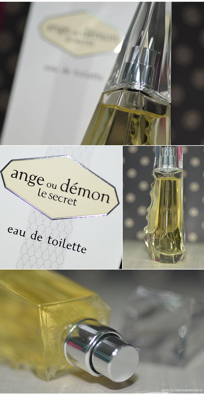 perfumando ange ou d mon le secret eau de toilette. Black Bedroom Furniture Sets. Home Design Ideas