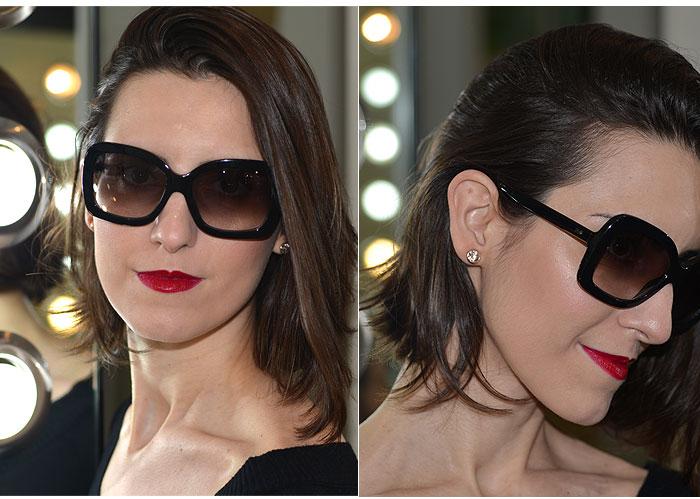 Como escolher o melhor par de óculos de sol para cada formato de rosto. a3f8685811
