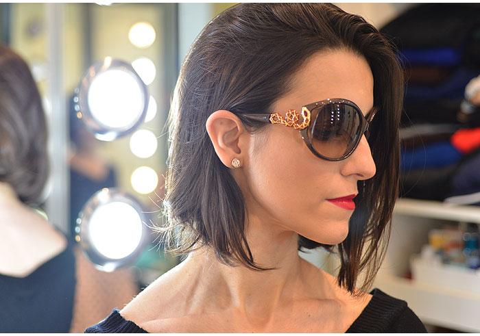 Como escolher o melhor par de óculos de sol para cada formato de rosto. 6441dc1879