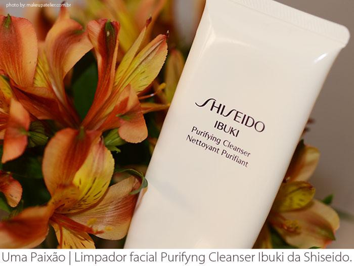 shiseido_ibuki_limpador_facial