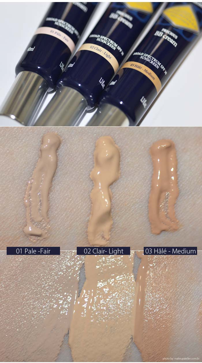 bb cream Cores