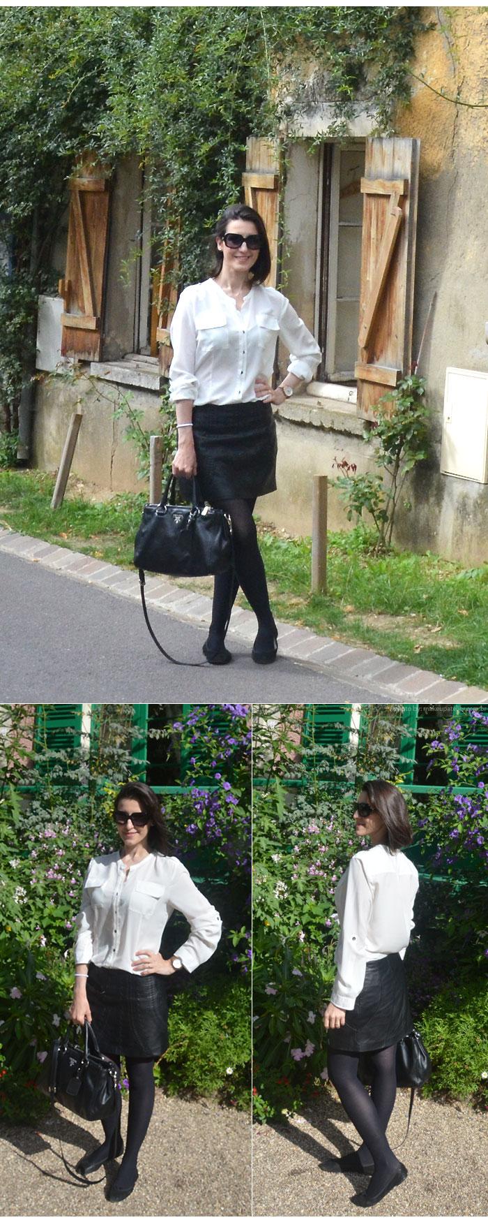 look_saia_couro_camisa