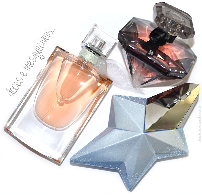perfumes doce marcantes