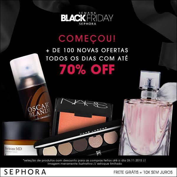 black friday sephora brasil