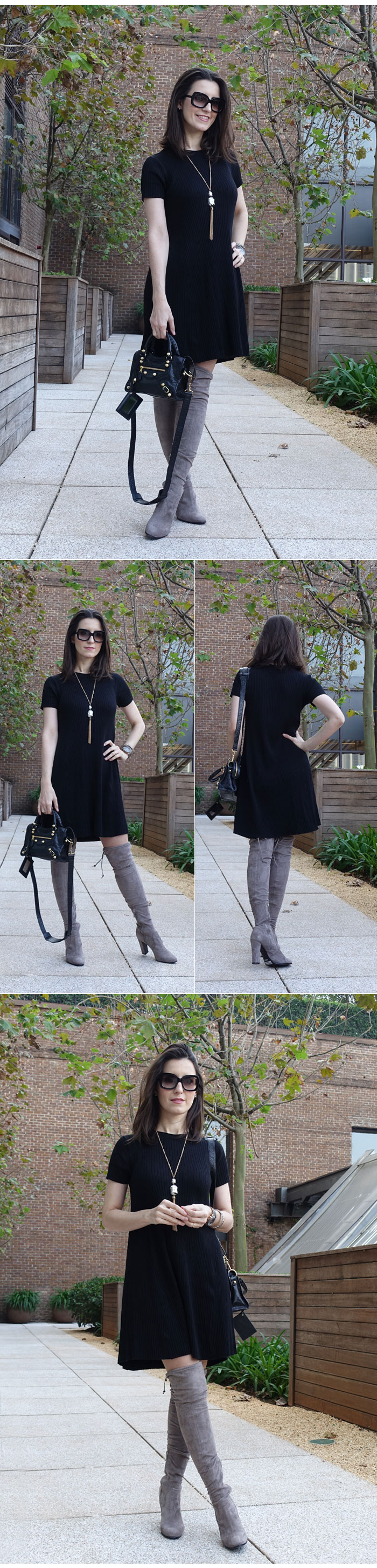 vestido-preto-de-trico-bota-cuissard