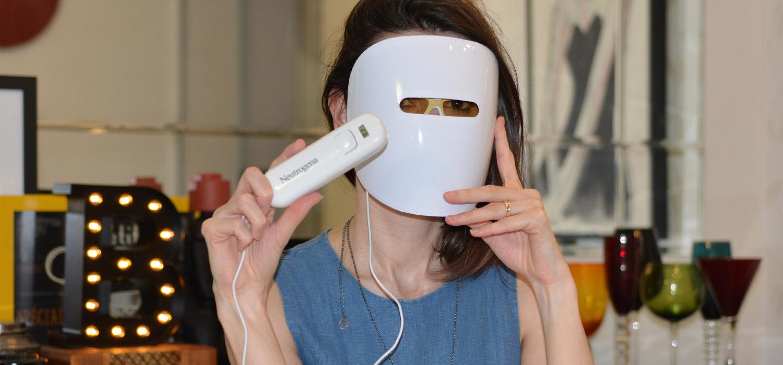 Máscara de Led da Neutrogena | A máscara caseira para controlar a acne