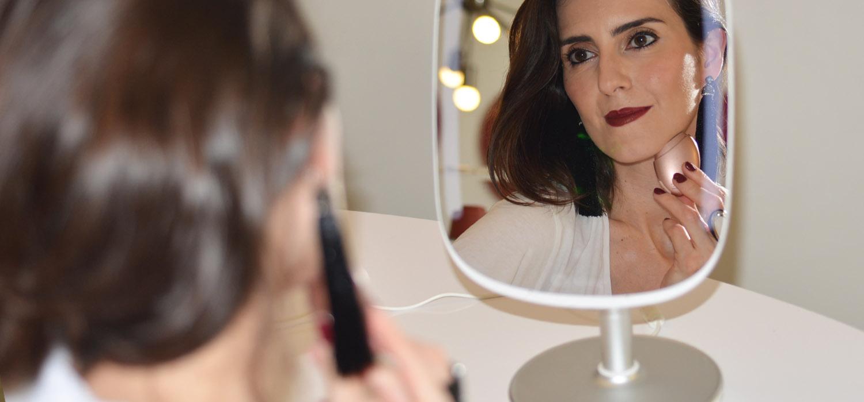 HiMirror Mini| Testei o espelho tecnológico que fala tudo sobre sua pele