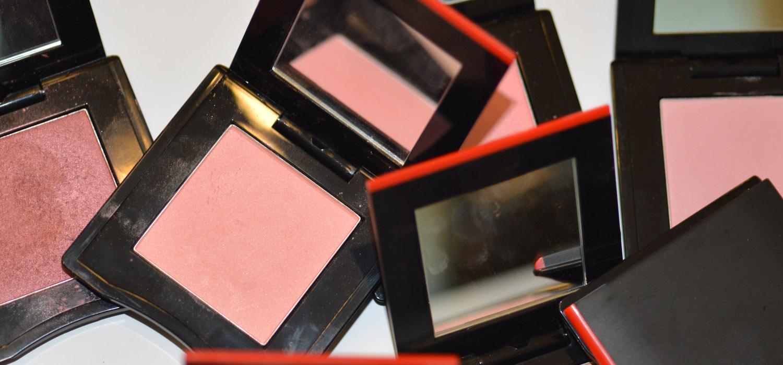 InnerGlow Cheek Powder, o novo blush em pó da Shiseido