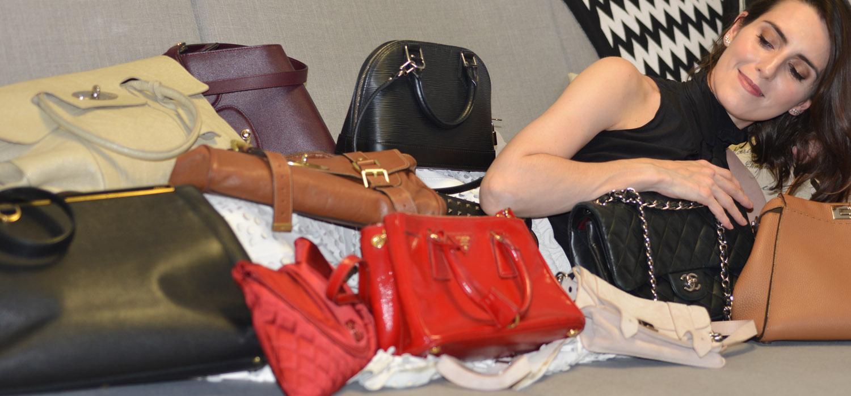 Bolsas de Luxo | Como escolher marcas, modelos e materiais da Chanel, Prada, Fendi…