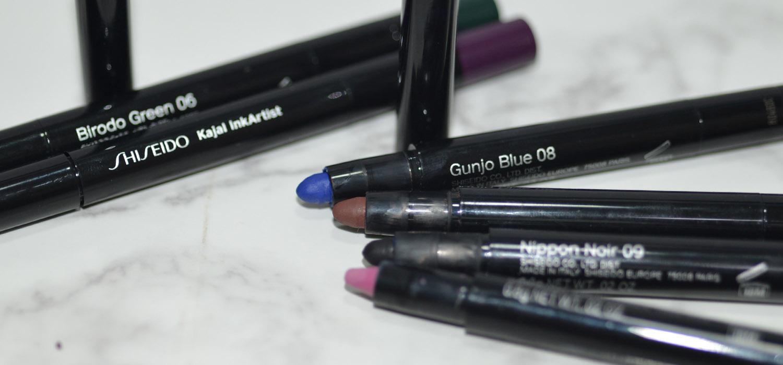 Kajal InkArtist da Shiseido | Meu lápis da linha d'água favorito do momento