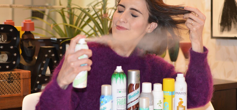 Qual melhor shampoo seco do mercado ? Veja os favoritos