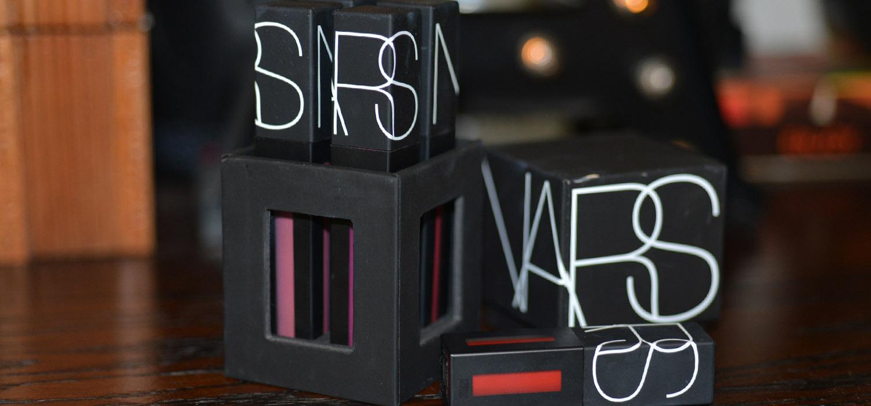Resenha | Batom líquido Powermatte Lip Pigment da Nars em várias cores