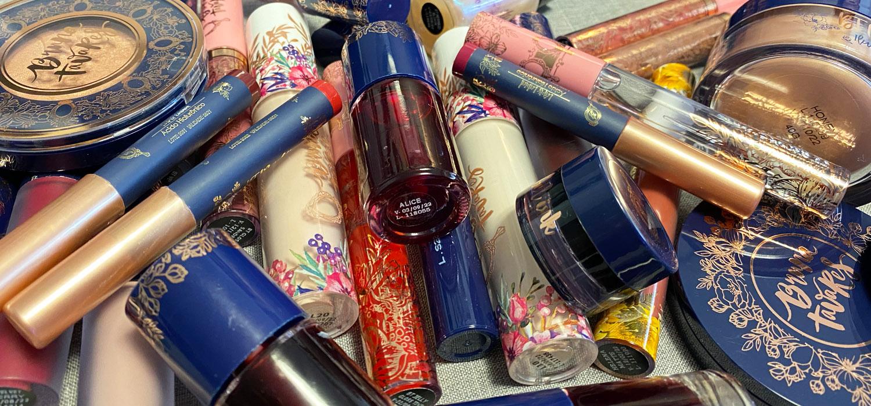 Recebidos Bruna Tavares | Testei todas as maquiagens novas da marca