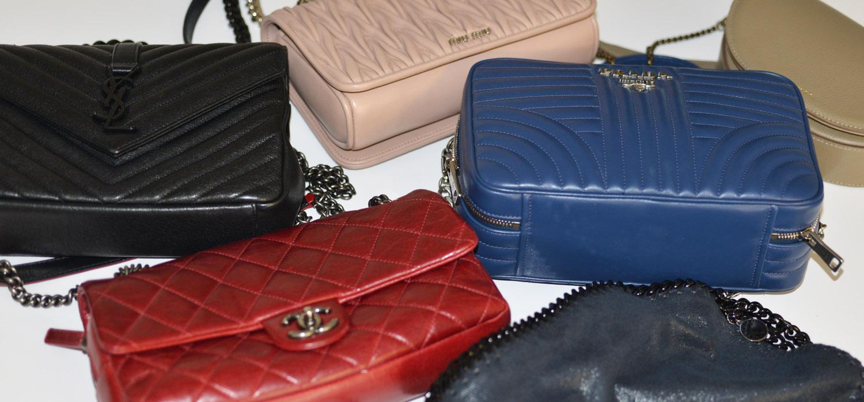 Bolsas de corrente | Minhas bolsas favoritas e vantagens de cada uma