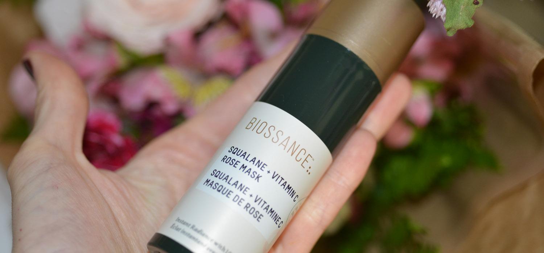 Pele luminosa | Máscara de Vitamina C com Rosas e Esqualano