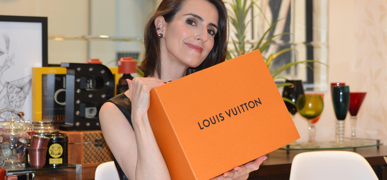 Unboxing e review da minha nova bolsa Louis Vuitton Vaugirard.