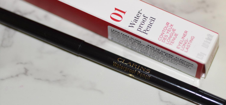 Lápis incrível para linha d'agua – Crayon Yeux Waterproof Pencil da Clarins
