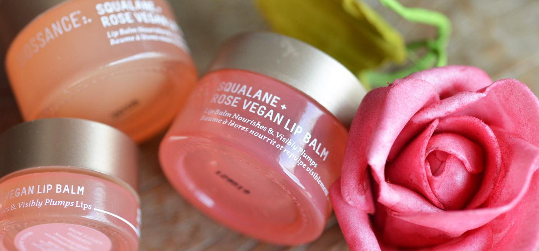 Resenha | Lip Balm Biossance Vegano com rosas e esqualano