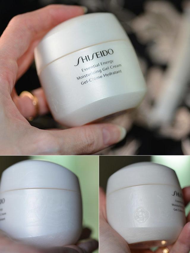 BELEZA• PELE Testando | Shiseido Essential Energy Gel Cream