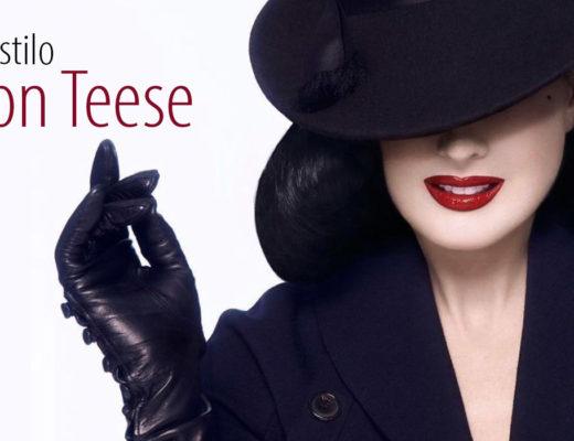 Dita Von Teese estilo